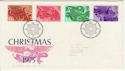 1975-11-26 Christmas Stamps Bethlehem FDC (56360)