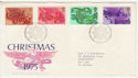 1975-11-26 Christmas Stamps Bethlehem FDC (56361)