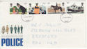 1979-09-26 Police Stamps Leeds FDI (56377)