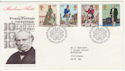 1979-08-22 Rowland Hill London EC FDC (56381)