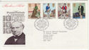 1979-08-22 Rowland Hill London EC FDC (56382)