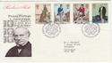 1979-08-22 Rowland Hill London EC FDC (56383)