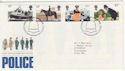 1979-09-26 Police Stamps London SW FDC (56392)