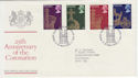 1978-05-31 Coronation Stamps London SW1 FDC (56425)