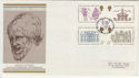 1973-08-15 Inigo Jones Stamps Bureau FDC (56433)