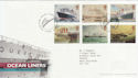 2004-04-13 Ocean Liners Stamps T/House FDC (56481)