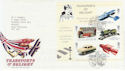 2003-09-18 Transports of Delight M/S T/House FDC (56489)