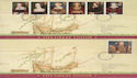1997-01-21 Henry VIII & Wives Stamps Luton x2 FDC (56570)