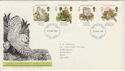 1985-05-20 Species at Risk Stamps FDC [Faded] (56585)