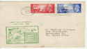 1948-05-10 Channel Islands Liberation Guernsey FDC (56594)