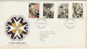 1987-06-16 St John Ambulance FDC [Faded] (56607)