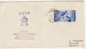 1948-04-26 Royal Silver Wedding Heswall Hill cds FDC (56628)