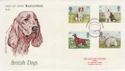 1979-02-07 Dog Stamps STCF London SW FDC (56727)