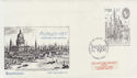 1980-04-09 London Exhibition STCF London SW FDC (56729)