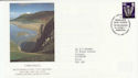 2000-04-25 Wales 65 Definitive Cardiff FDC (56738)