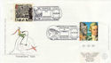 1999-02-02 Travellers Tale Doulbed London SW1 FDC (56770)