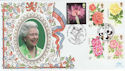 2004-05-25 Benham ROY143  Flower Theme Doubled FDC (56788)