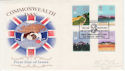 1983-03-09 Commonwealth Day Wilberforce Hull FDC (56853)