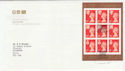 2000-02-15 Special by Design Bklt Pane London SW5 FDC (56901)