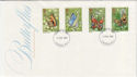 1981-05-13 Butterflies Stamps London FDC (56906)