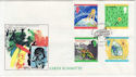 1992-09-15 The Green Issue Bristol Zoo FDC (56927)