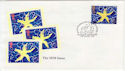 1992-10-13 European Market Downing St London SW1 FDC (56928)