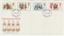 1978-11-22 Christmas Stamps London FDC (56945)