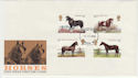 1978-07-05 Horse Stamps London FDC (56969)