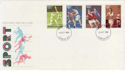 1980-10-10 Sport Stamps London FDC (56987)