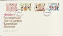 1981-02-06 Folklore Stamps London FDC (56991)