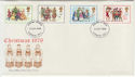 1978-11-22 Christmas Stamps London FDC (56993)
