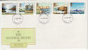 1981-06-24 National Trusts Stamps London FDC (57014)