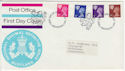 1971-07-07 Scotland Definitive Aberdeen FDC (H-57042)