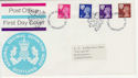 1971-07-07 Scotland Definitive Aberdeen FDC (H-57043)