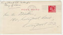 1936-09-14 KEVIII 1d red Liverpool wavy FDC (57162)