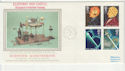1991-03-05 Scientific Stamps Elephant & Castle cds FDC (57171)