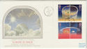 1991-04-23 Europe in Space Eye Suffolk cds FDC (57178)
