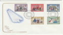 1979-11-21 Christmas Stamps Bethlehem FDC (57188)