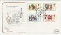 1978-11-22 Christmas Stamps Bethlehem FDC (57196)