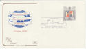 1986-08-19 Parliamentary Conf London SW1 FDC (57201)