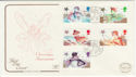 1985-11-19 Christmas Stamps Bethlehem FDC (57208)