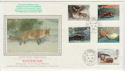 1992-01-14 Wintertime Stamps Commons SW1 cds FDC (57226)
