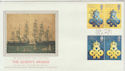 1990-04-10 Export and Technology Lords SW1 cds FDC (57237)