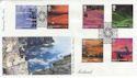 2003-07-15 Scotland A British Journey Ben More FDC (57291)