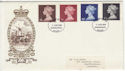 1969-03-05 High Value Definitive Stamps Eastbourne FDC (57338)