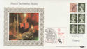 1986-10-20 �1 Booklet Stamps Windsor FDC (57363)