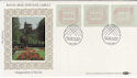 1984-05-01 Postage Labels Windsor FDC (57406)