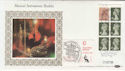 1986-10-20 �1 Booklet Stamps B5 B26 Cyl Windsor FDC (57408)