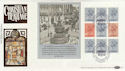 1984-09-04 Christian Heritage Full Pane London WC FDC (57417)