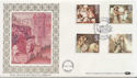 1985-09-03 Arthurian Legend Stamps Tintagel FDC (57436)